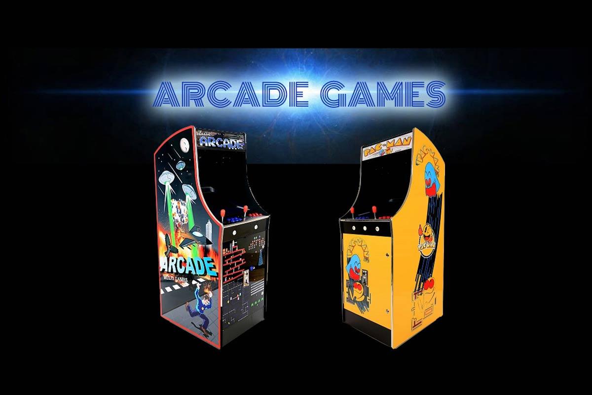 Arcadekasten Cabinets 3500 Games Lcd Scherm Arcade Games