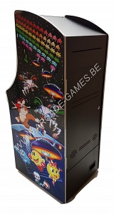 19LCD 60 GAMES ARCADE CLASSIC