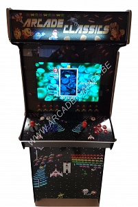 22LCD 2019 GAMES ARCADE CLASSIC
