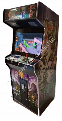 "A-G 26 LCD arcade met 3500 GAMES ""TURTLES"""