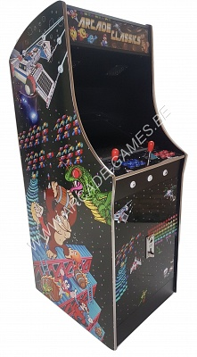 "A-G 20.5 LCD arcade met 3500 GAMES ""ARCADE CLASSIC"""