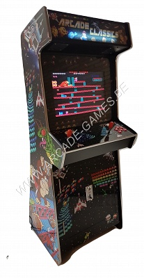 "A-G 22 LCD arcade met 3500 GAMES ""ARCADE CLASSIC"""