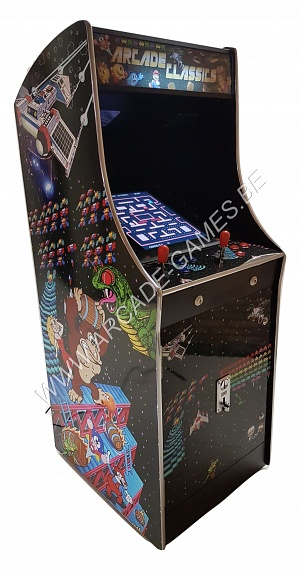"A-G 19 LCD arcade met 60 GAMES ""ARCADE CLASSIC"""