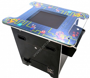 A-G 19 LCD Cocktail Table arcade met 60 GAMES